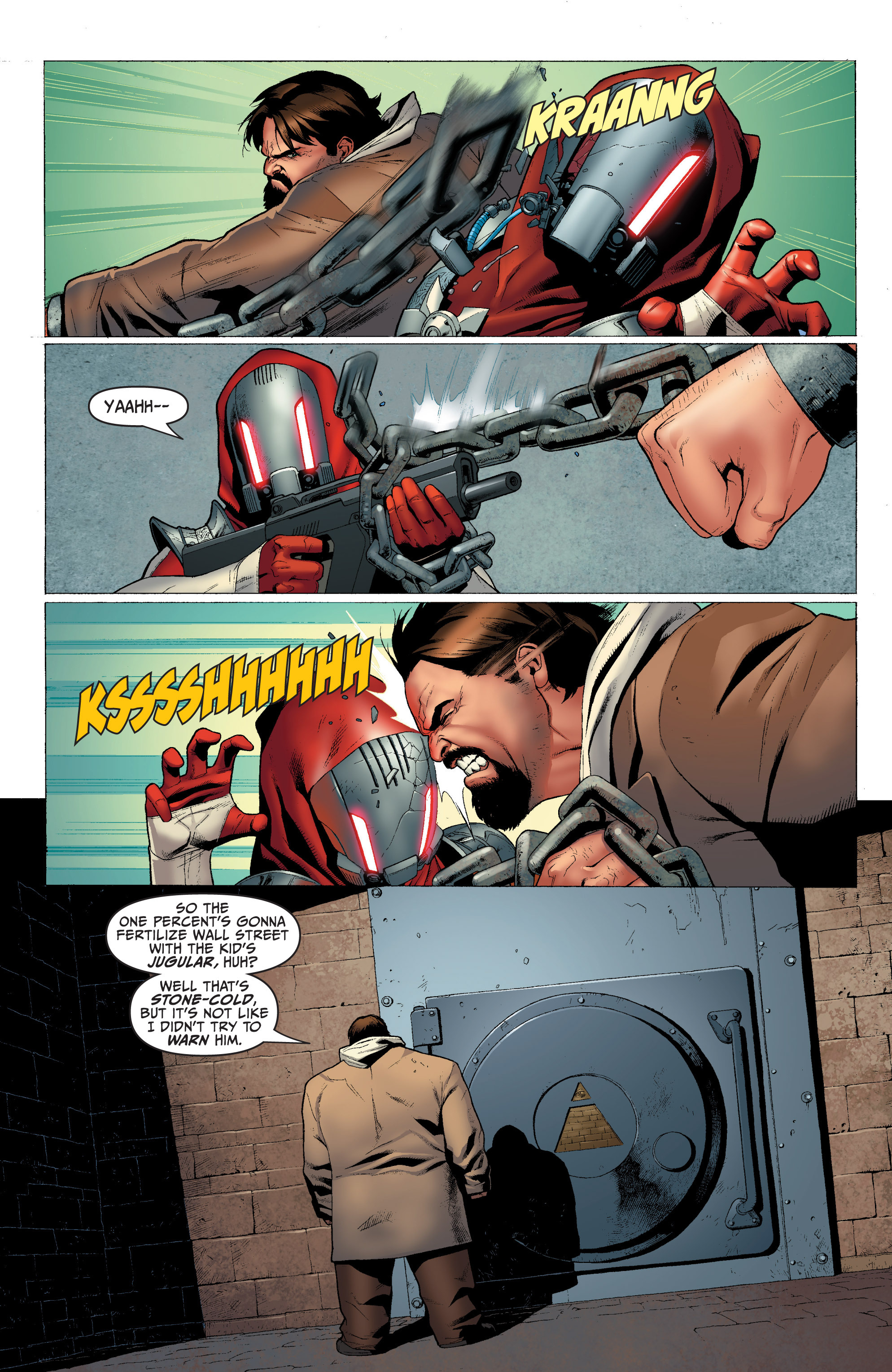 Read online Archer and Armstrong comic -  Issue #Archer and Armstrong _TPB 1 - 36