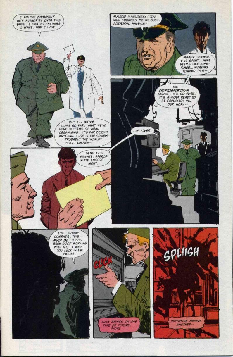 Read online Doctor Zero comic -  Issue #4 - 7