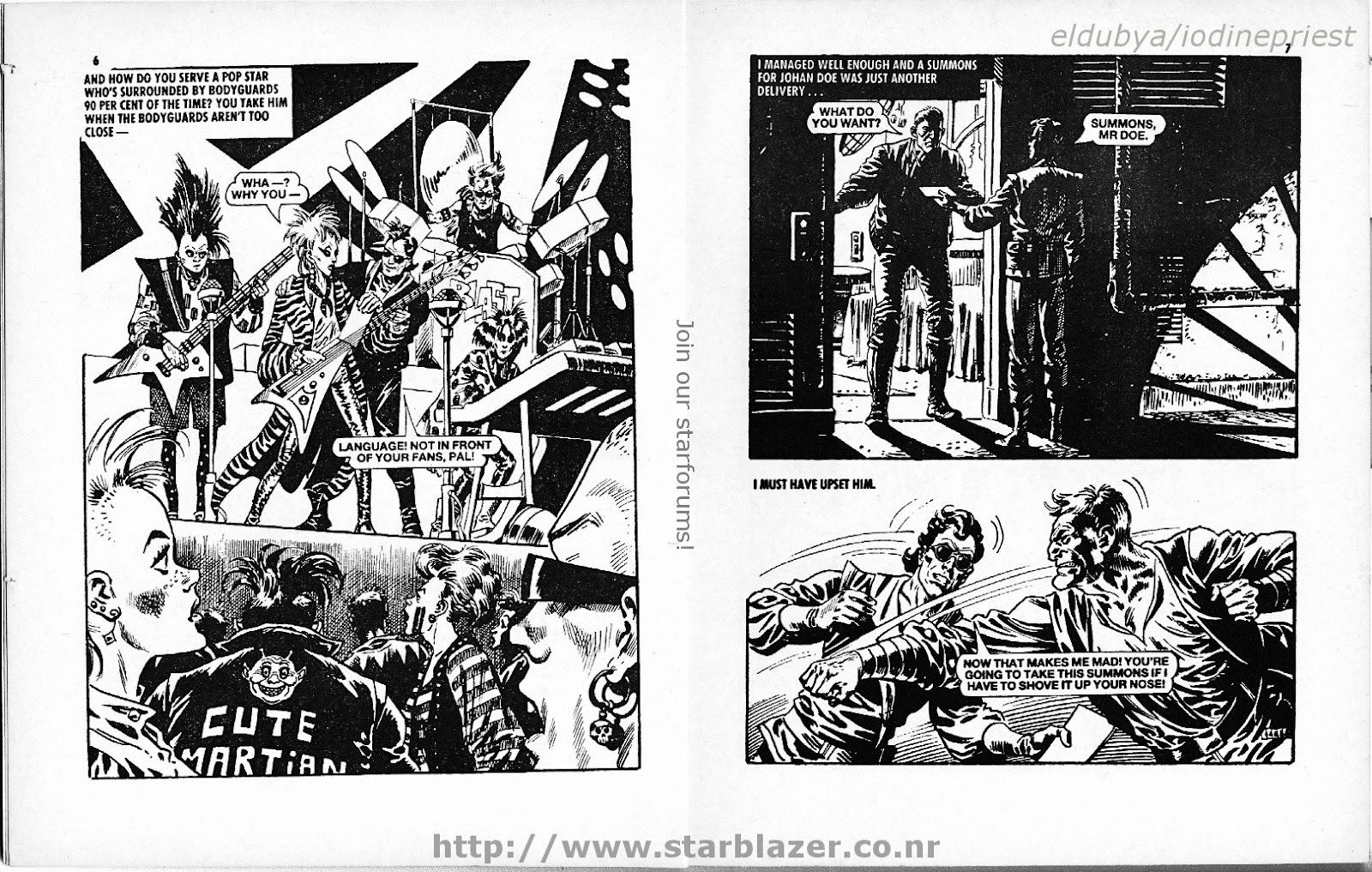 Starblazer issue 207 - Page 5