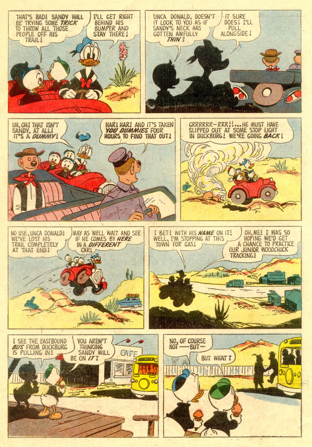 Walt Disney's Comics and Stories issue 221 - Page 6