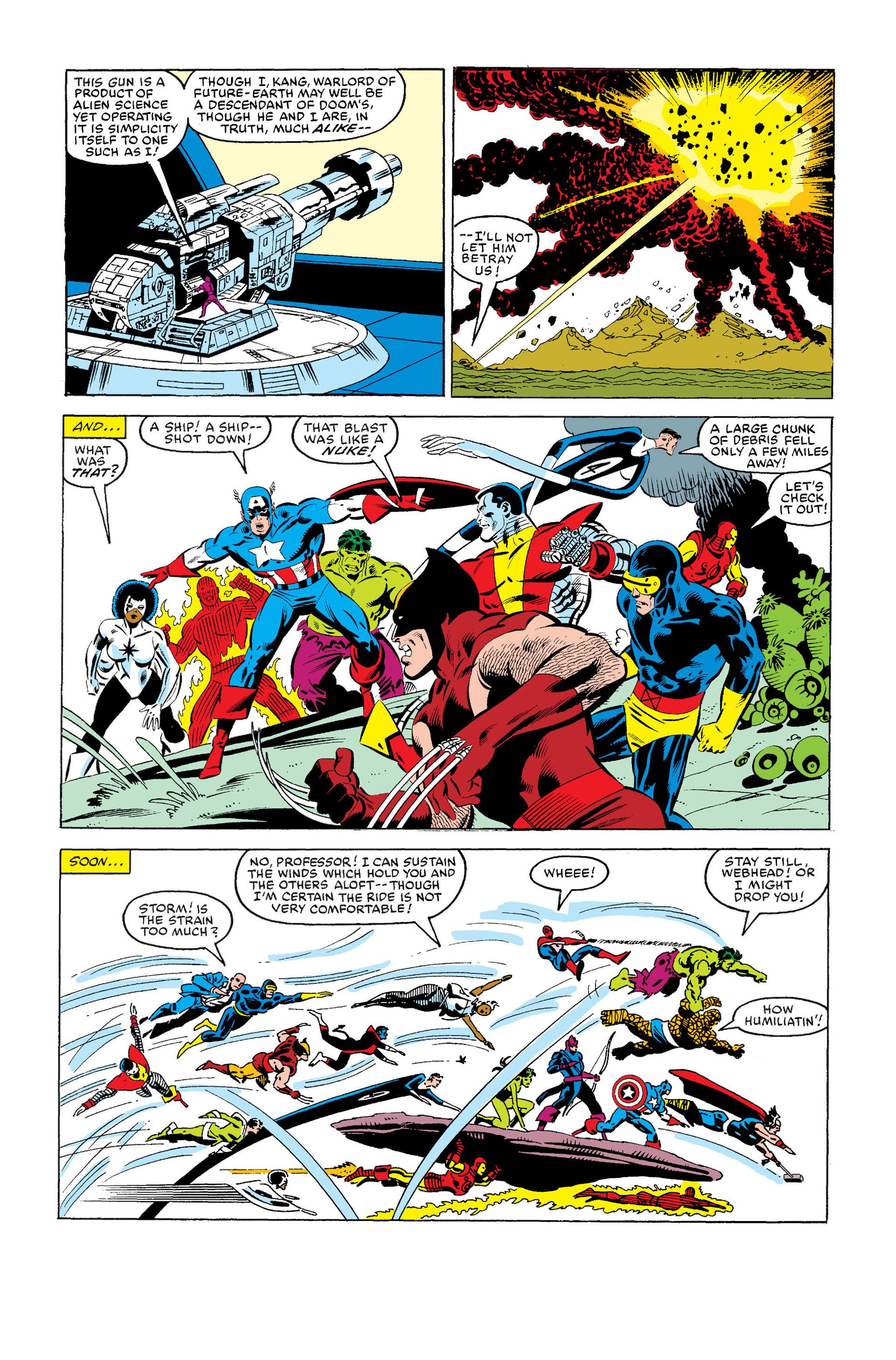 Read online Secret Wars (1985) comic -  Issue #1 - 21