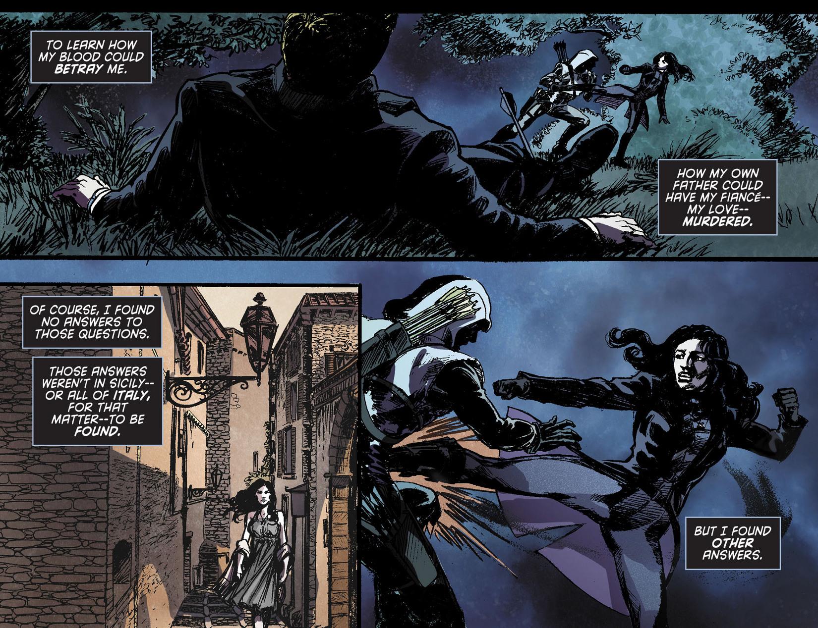 Read online Arrow [II] comic -  Issue #11 - 8