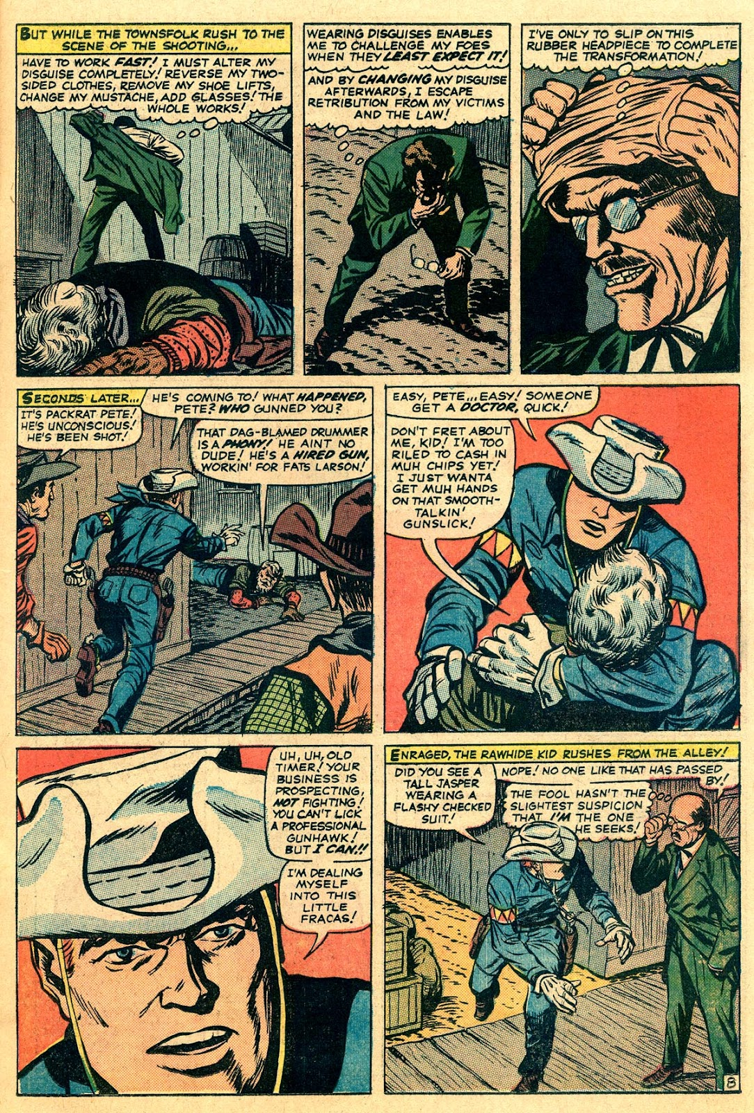 The Rawhide Kid (1955) issue 49 - Page 11