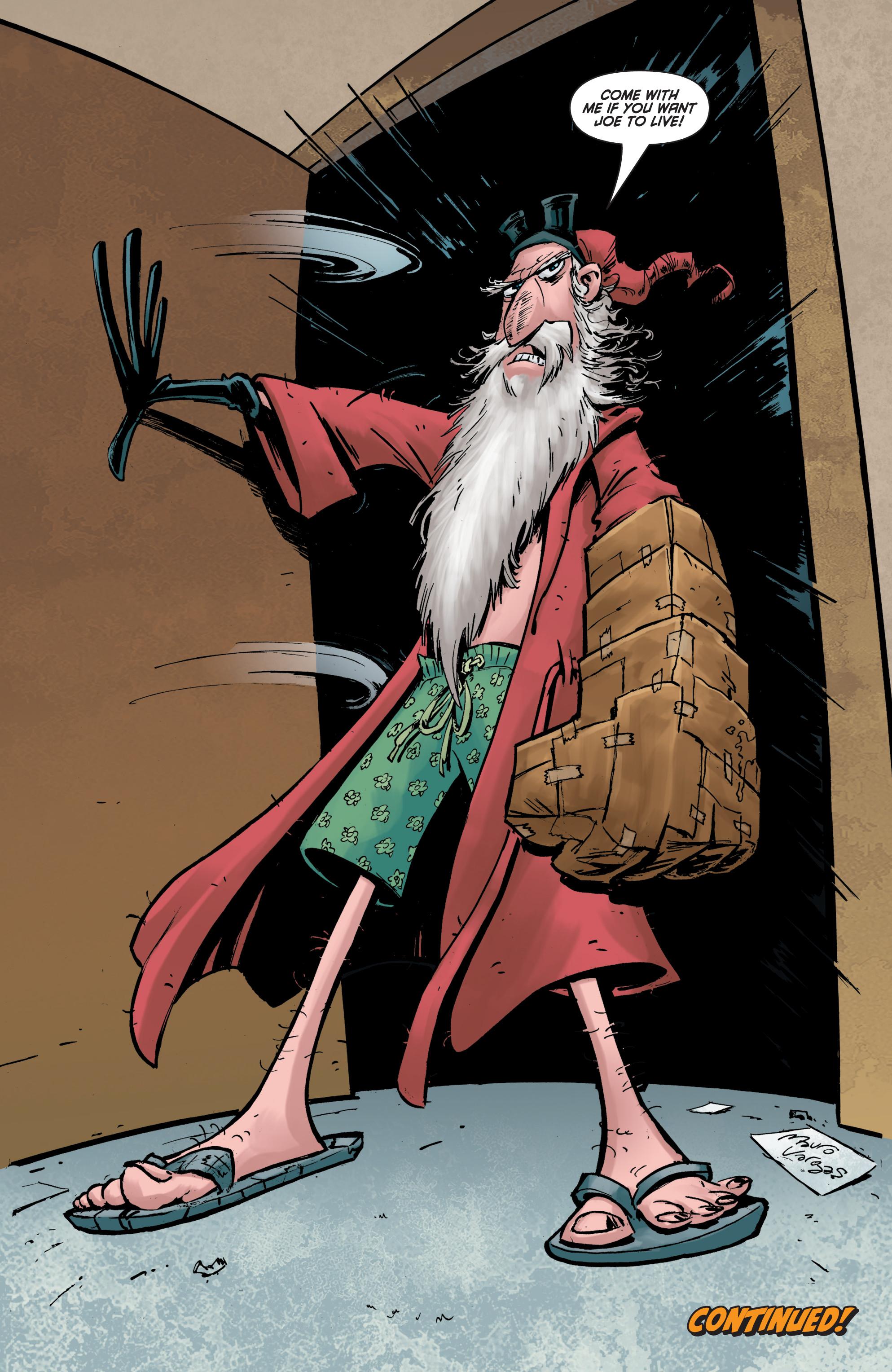 Read online Smosh comic -  Issue #5 - 24
