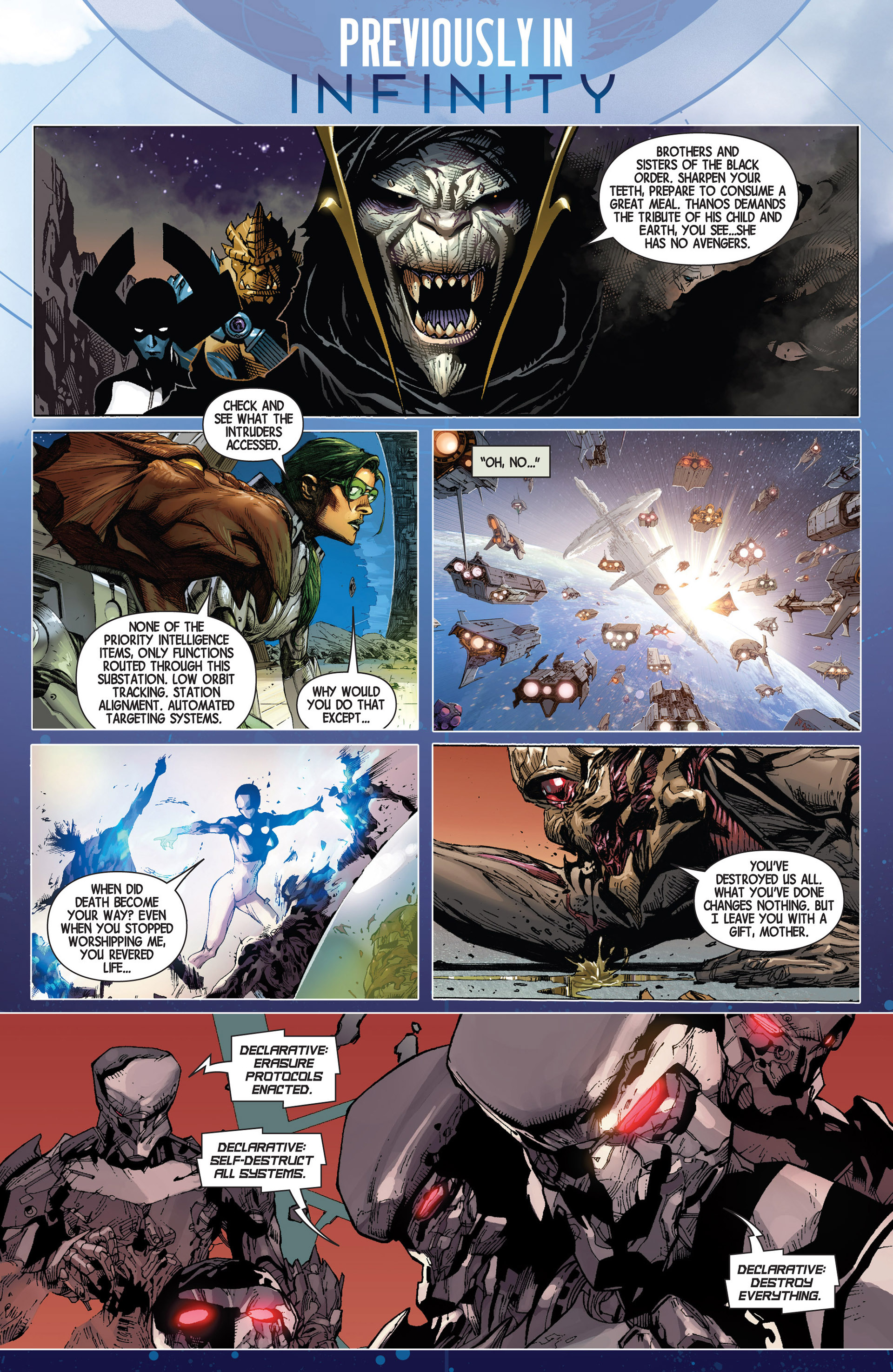 Read online Avengers (2013) comic -  Issue #22 - 2