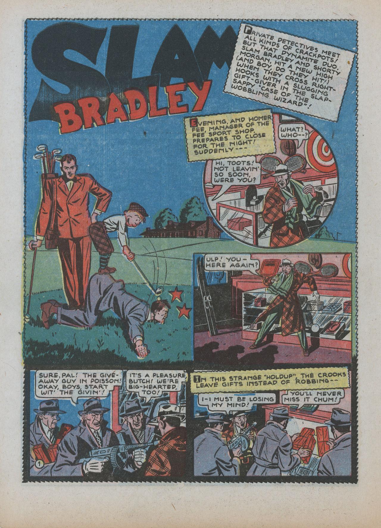 Read online Detective Comics (1937) comic -  Issue #63 - 58
