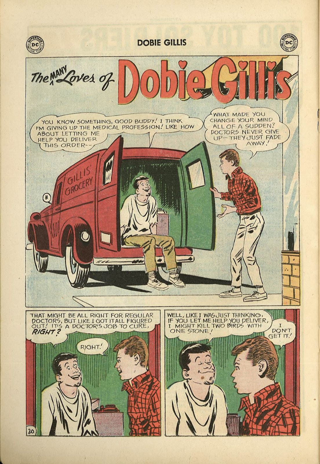 Many Loves of Dobie Gillis issue 22 - Page 26
