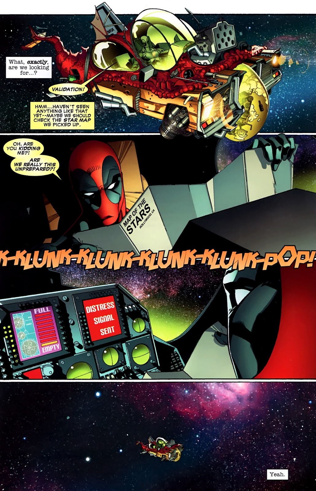 Read online Deadpool (2008) comic -  Issue #33 - 8