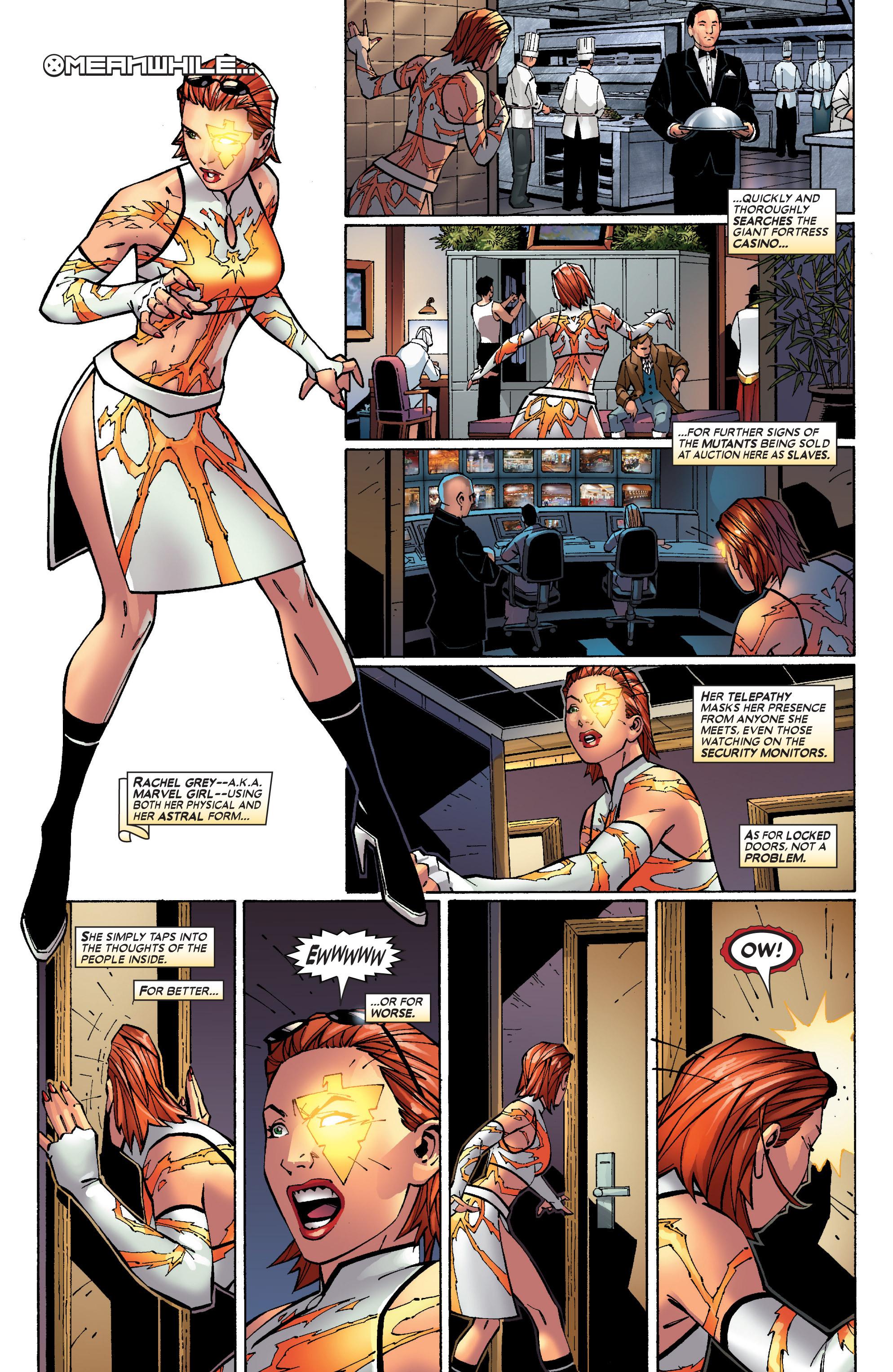 Read online Uncanny X-Men (1963) comic -  Issue #453 - 11