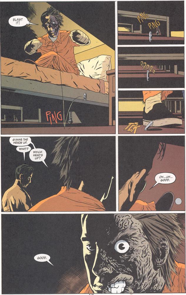 Read online Arkham Asylum: Living Hell comic -  Issue #2 - 16