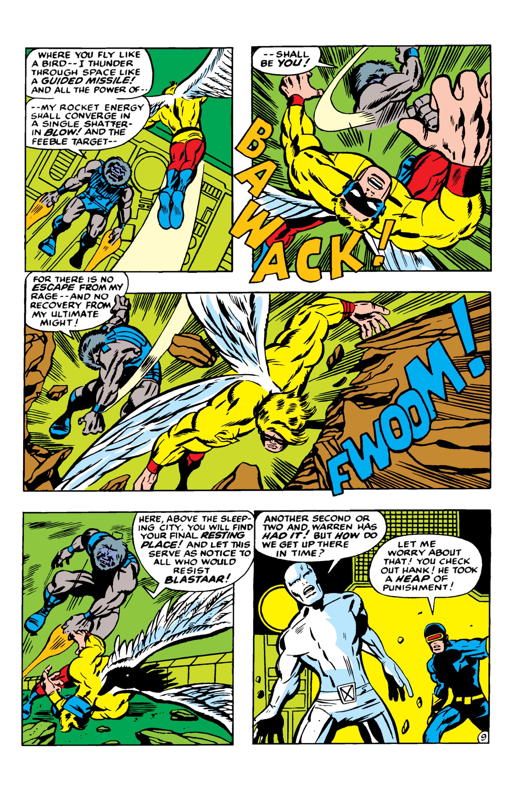 Uncanny X-Men (1963) 53 Page 9