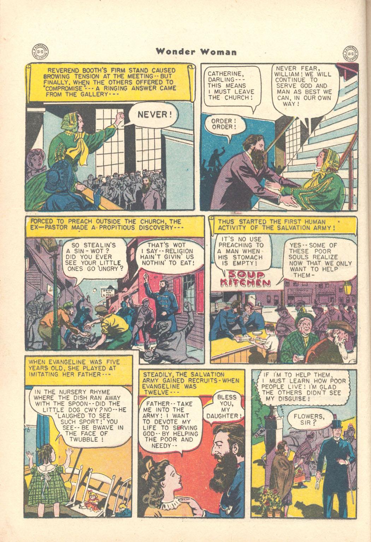 Read online Wonder Woman (1942) comic -  Issue #15 - 16