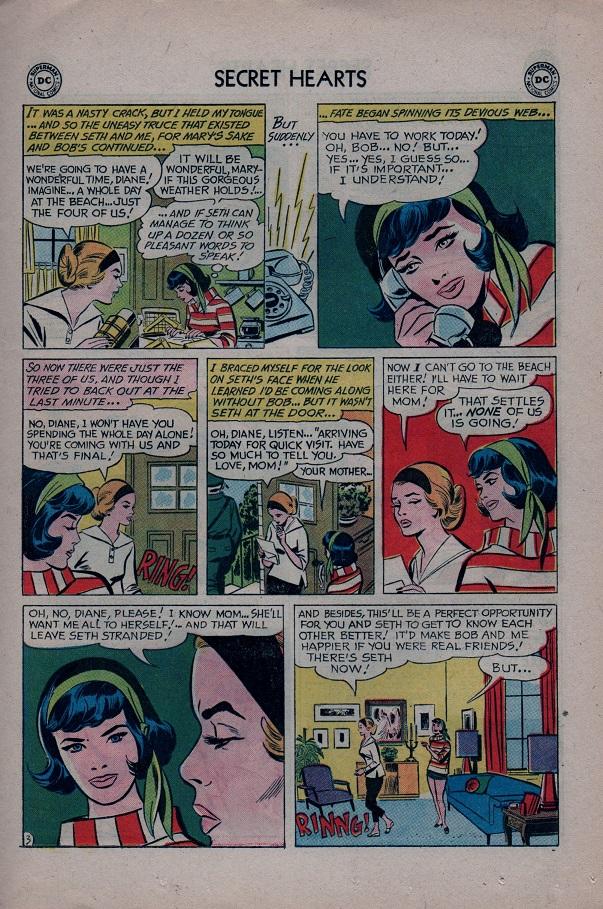 Read online Secret Hearts comic -  Issue #79 - 13