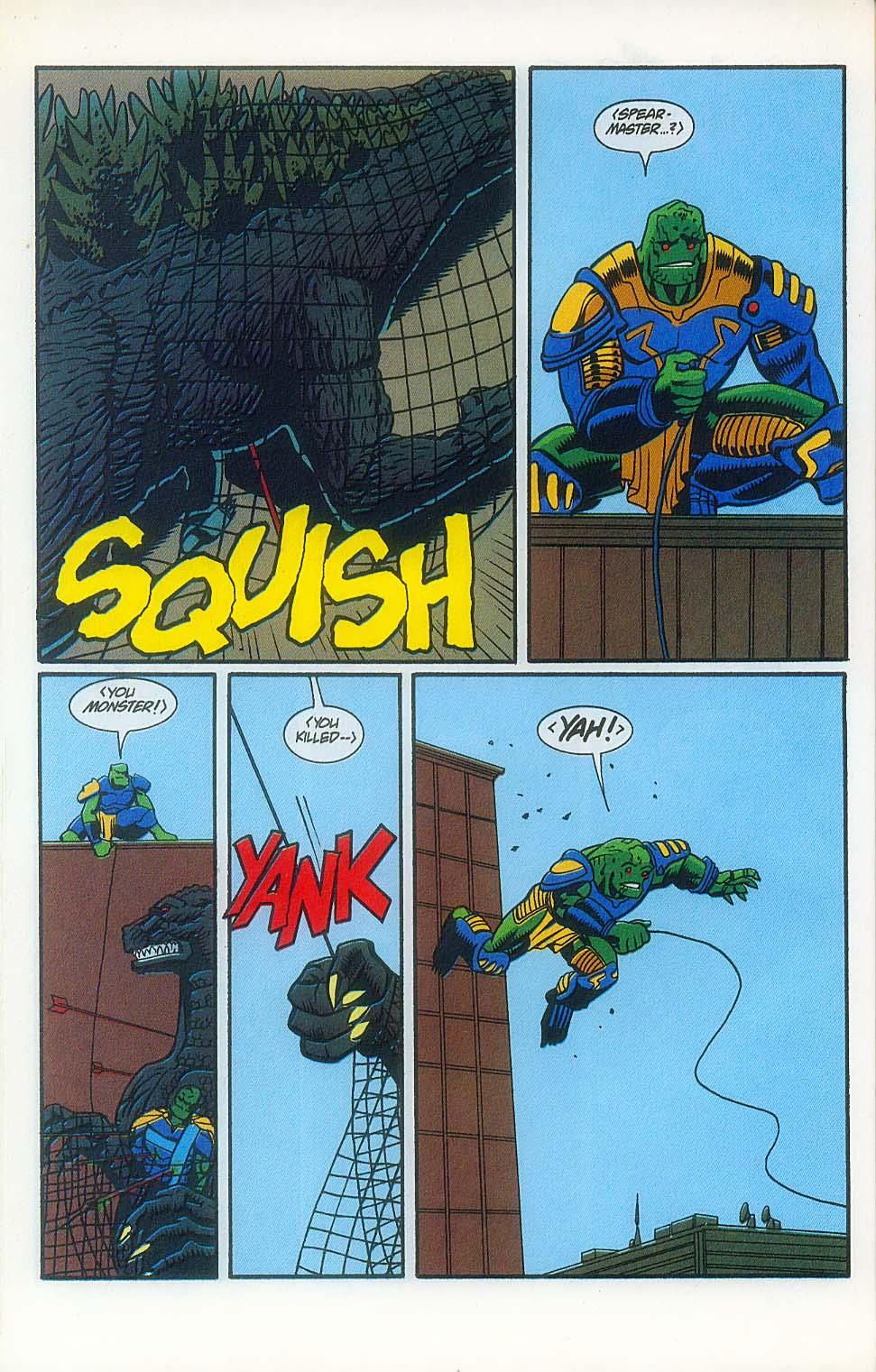 Godzilla (1995) Issue #7 #8 - English 25