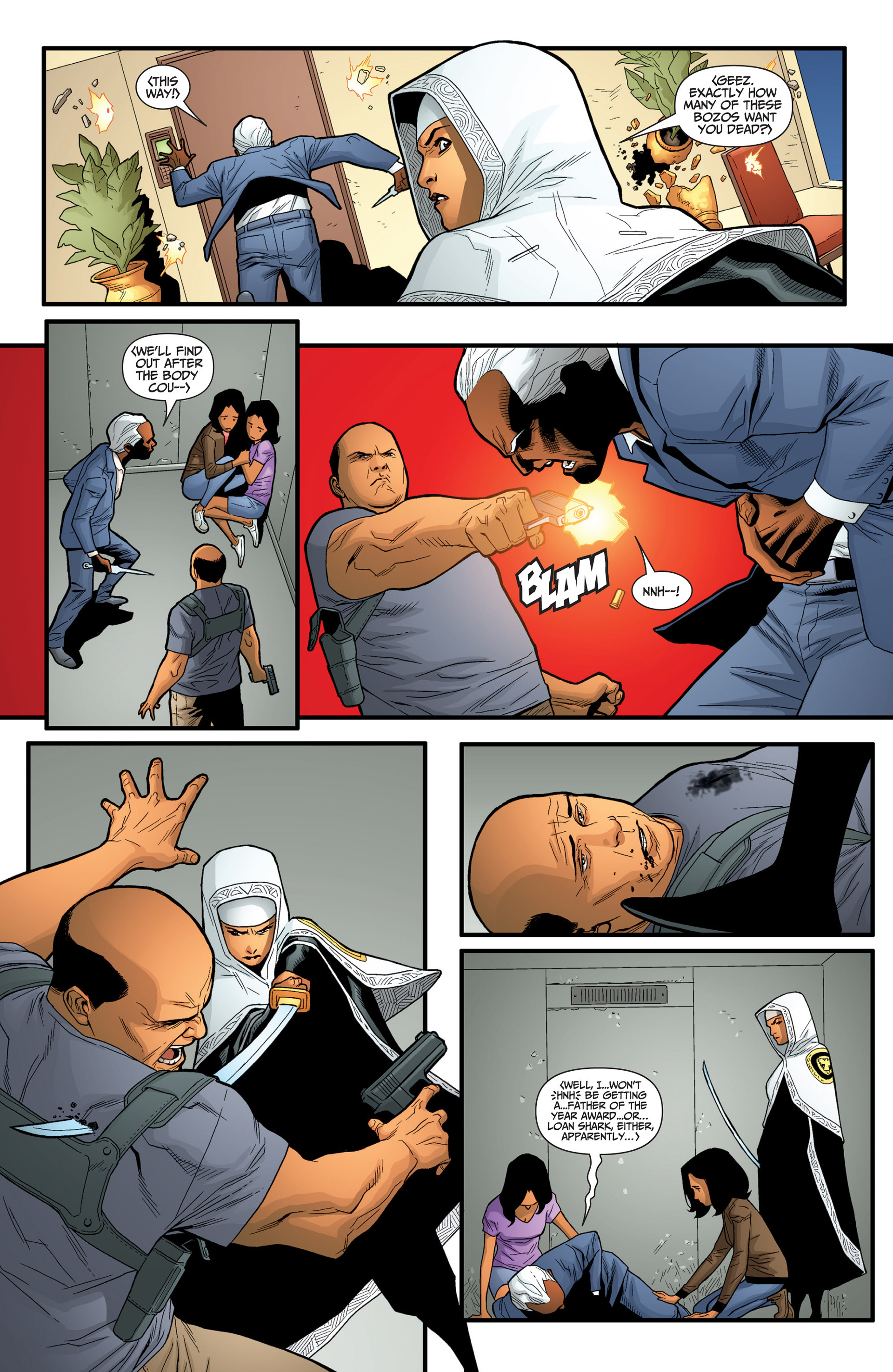 Read online Archer and Armstrong comic -  Issue #24 - 22