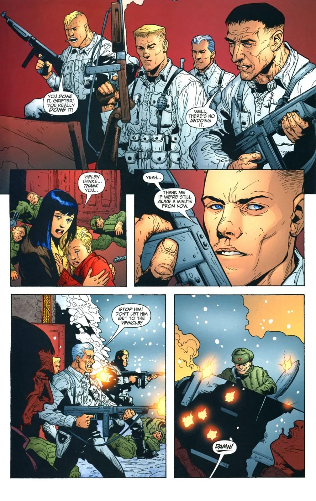 Read online Team Zero comic -  Issue #4 - 15