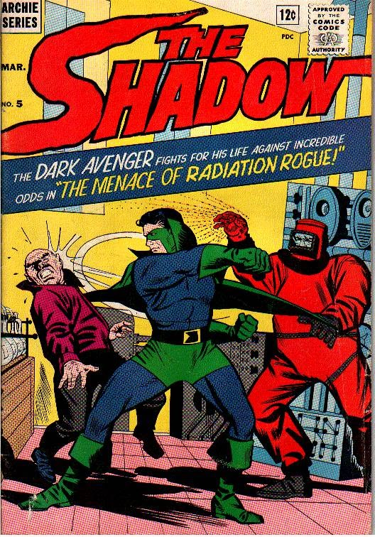 The Shadow (1964) 5 Page 1