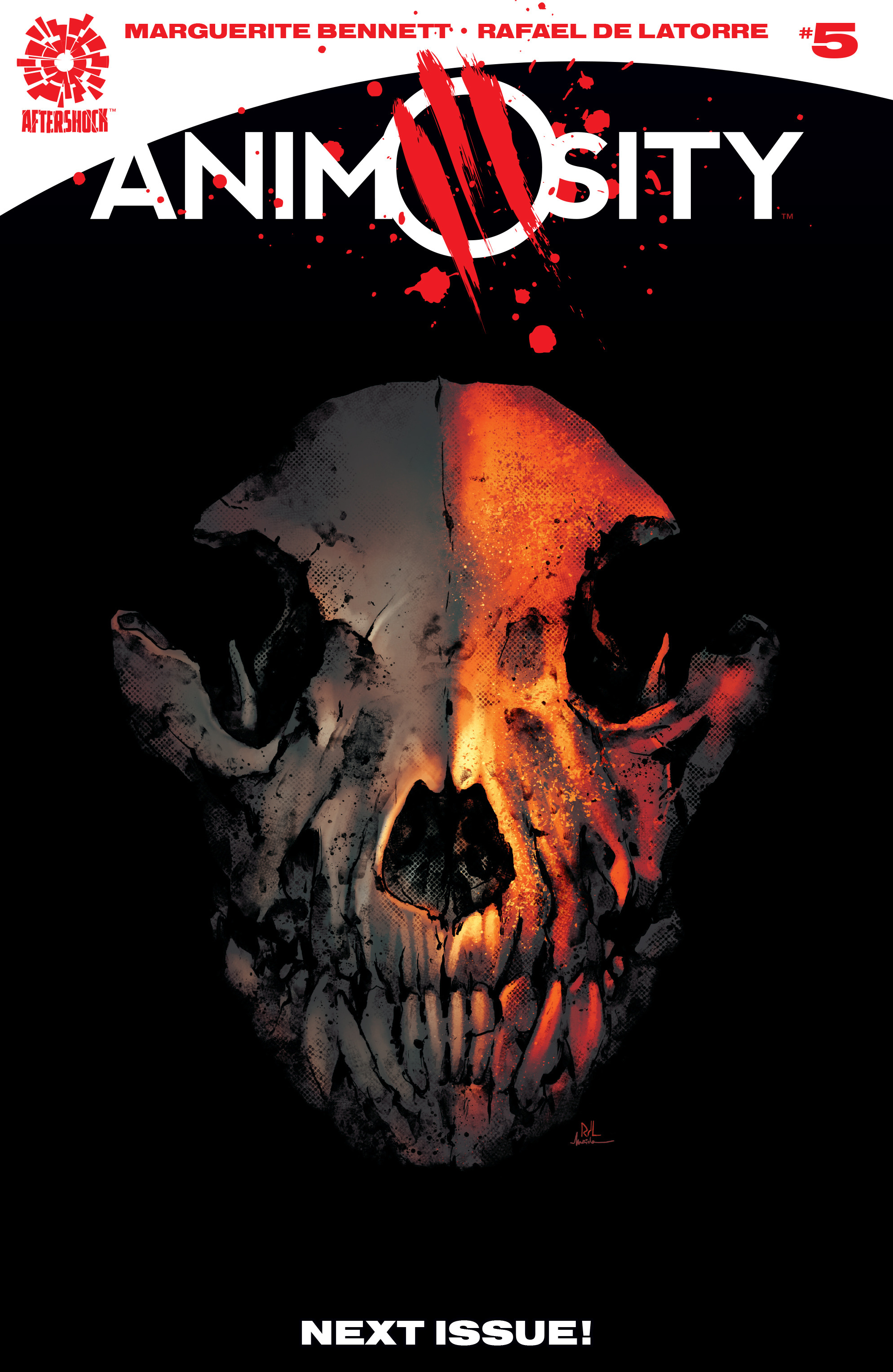 Read online Animosity: The Rise comic -  Issue #Animosity: The Rise Full - 21