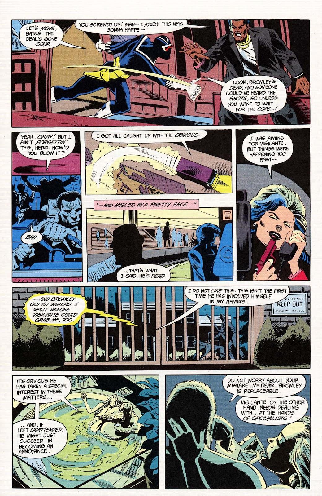Vigilante (1983) issue 32 - Page 29