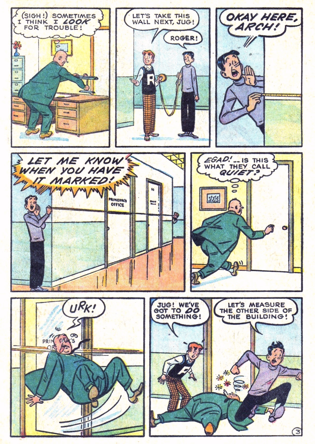 Read online Archie (1960) comic -  Issue #134 - 5