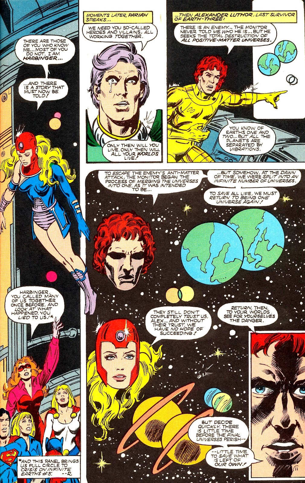 Infinity Inc. (1984) issue 22 - Page 13
