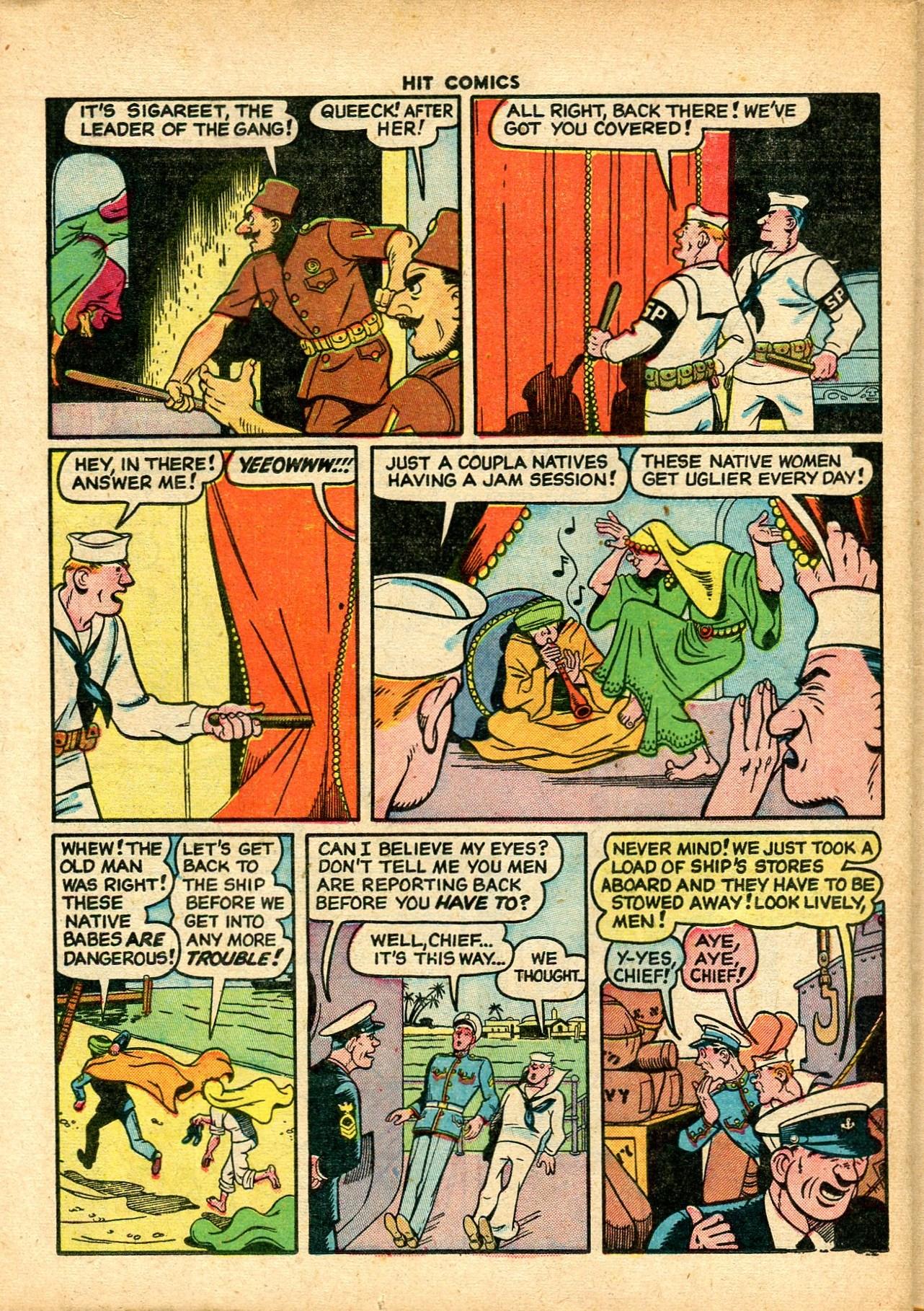 Read online Hit Comics comic -  Issue #59 - 26