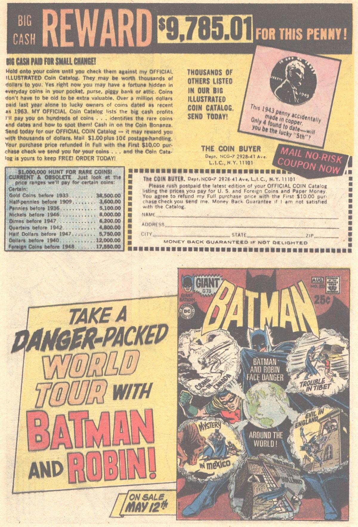 Read online Adventure Comics (1938) comic -  Issue #395 - 12