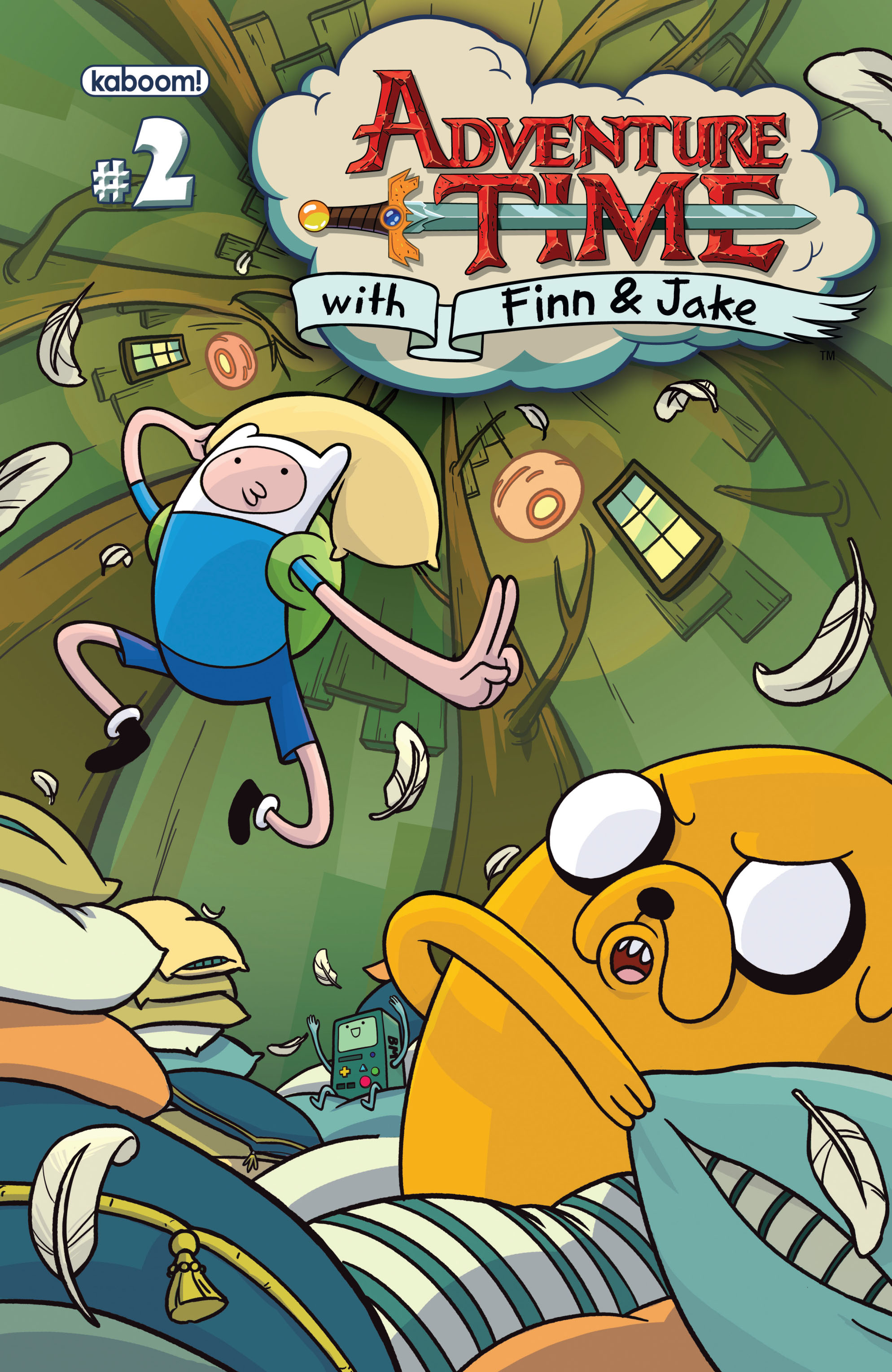 Read online Adventure Time comic -  Issue #2 - 2