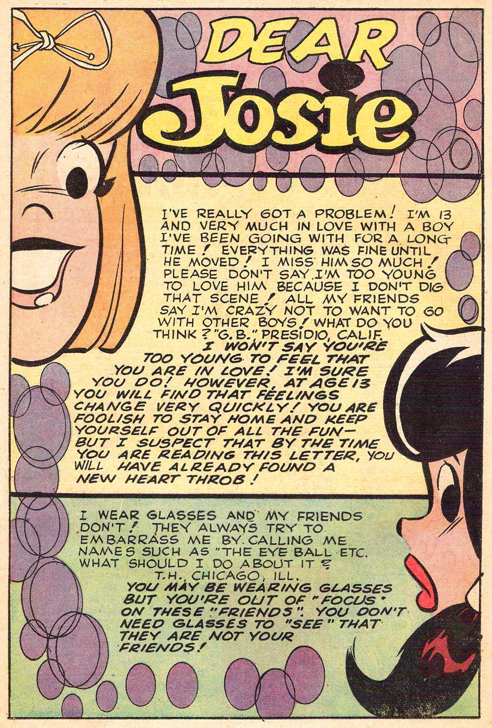 Read online She's Josie comic -  Issue #68 - 42