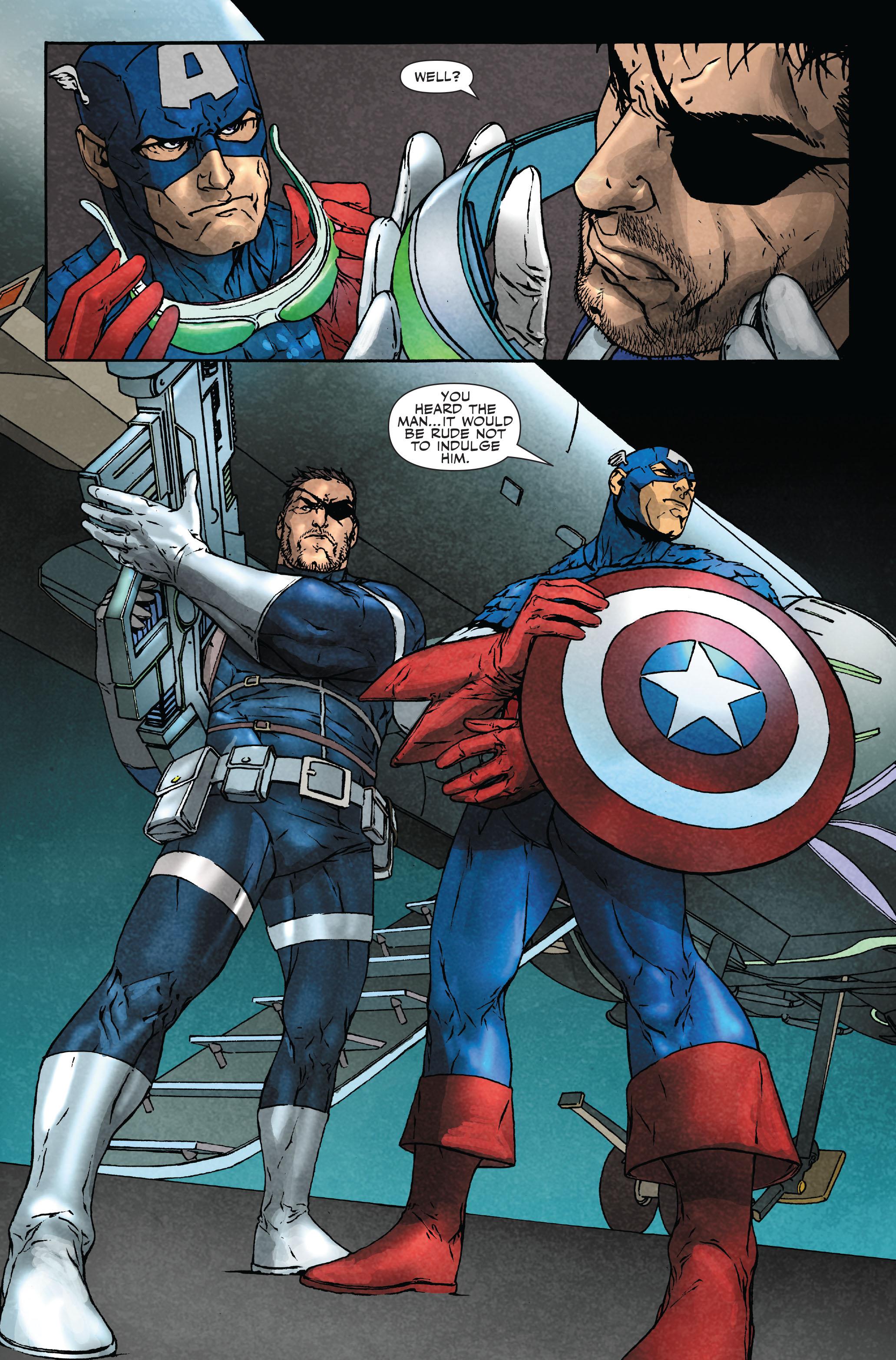 Read online Siege: Secret Warriors comic -  Issue # Full - 10