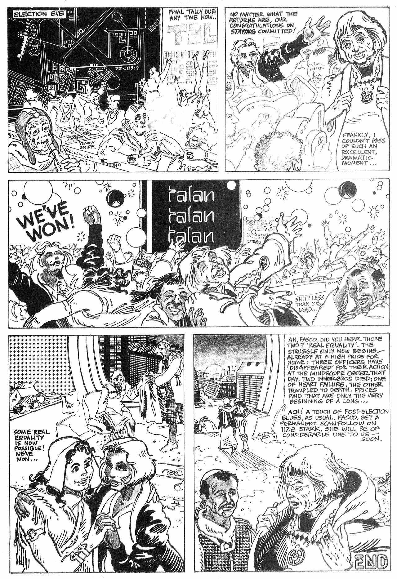 Read online Star*Reach comic -  Issue #18 - 19