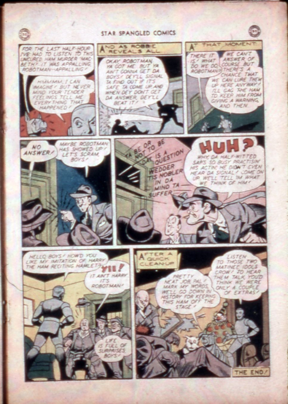 Star Spangled Comics (1941) issue 43 - Page 25