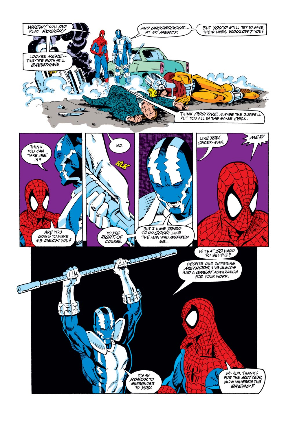 The Amazing Spider-Man (1963) 377 Page 21