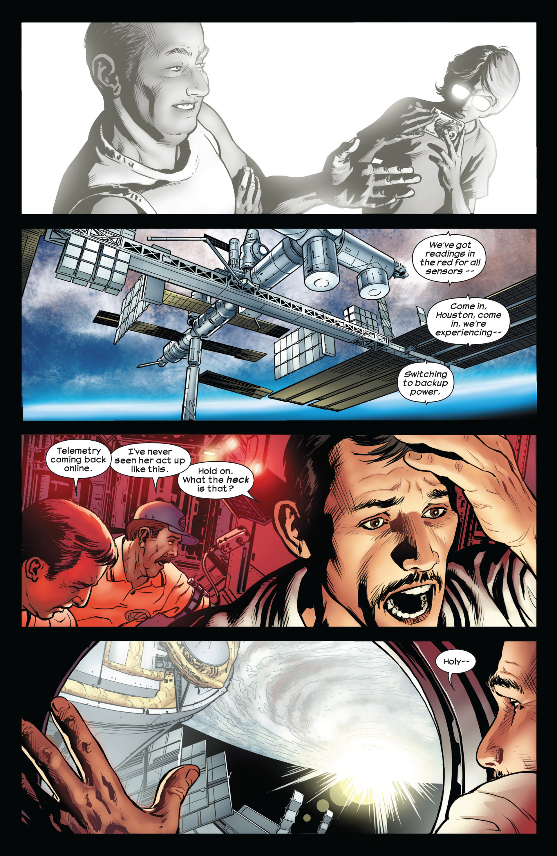 Read online Ultimate Comics Ultimates comic -  Issue #10 - 7