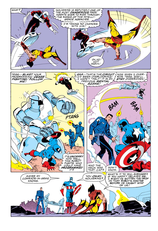 Read online Captain America (1968) comic -  Issue # _Annual 8 - 27