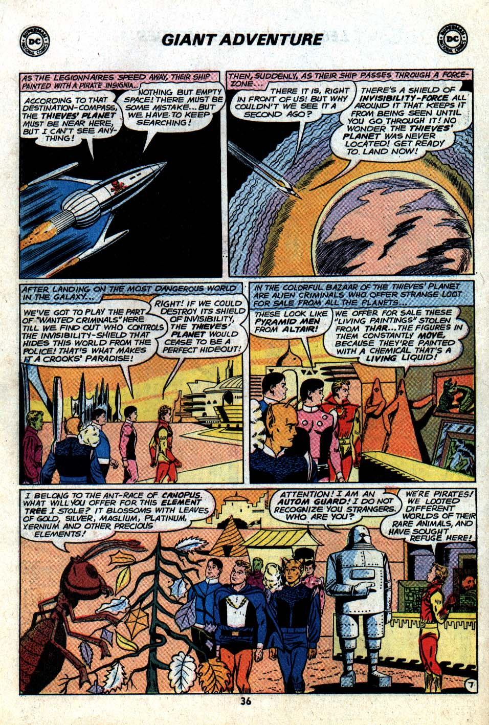 Read online Adventure Comics (1938) comic -  Issue #403 - 38