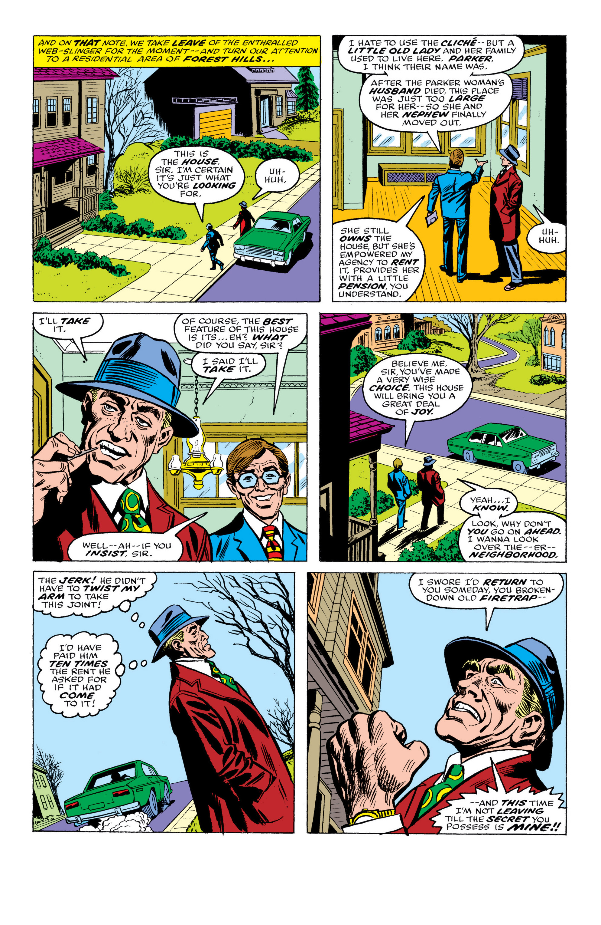 The Amazing Spider-Man (1963) 170 Page 10