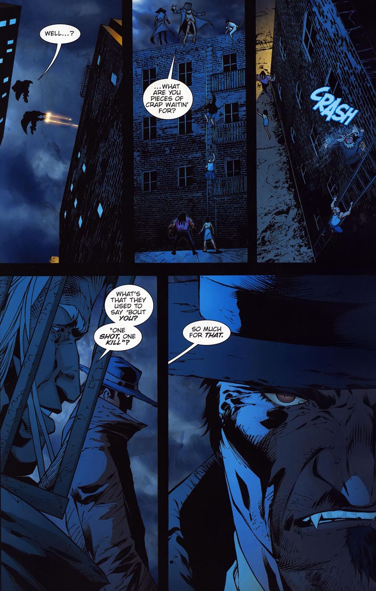 Read online Dead Romeo comic -  Issue #2 - 7