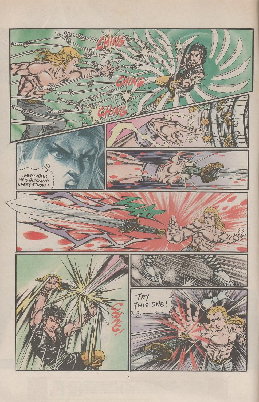Drunken Fist 33 Page 4