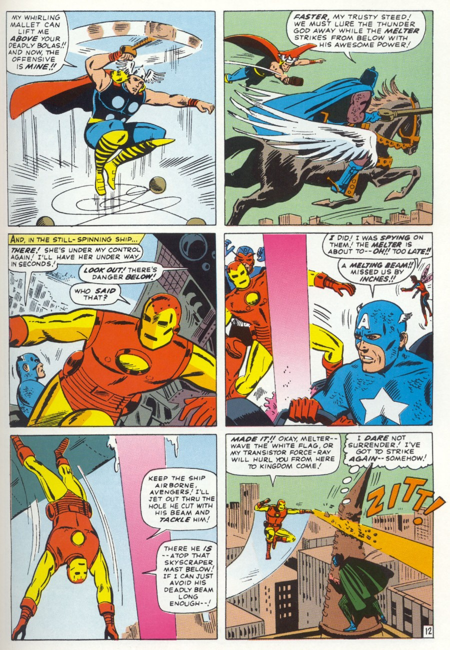 The Avengers (1963) 15 Page 12
