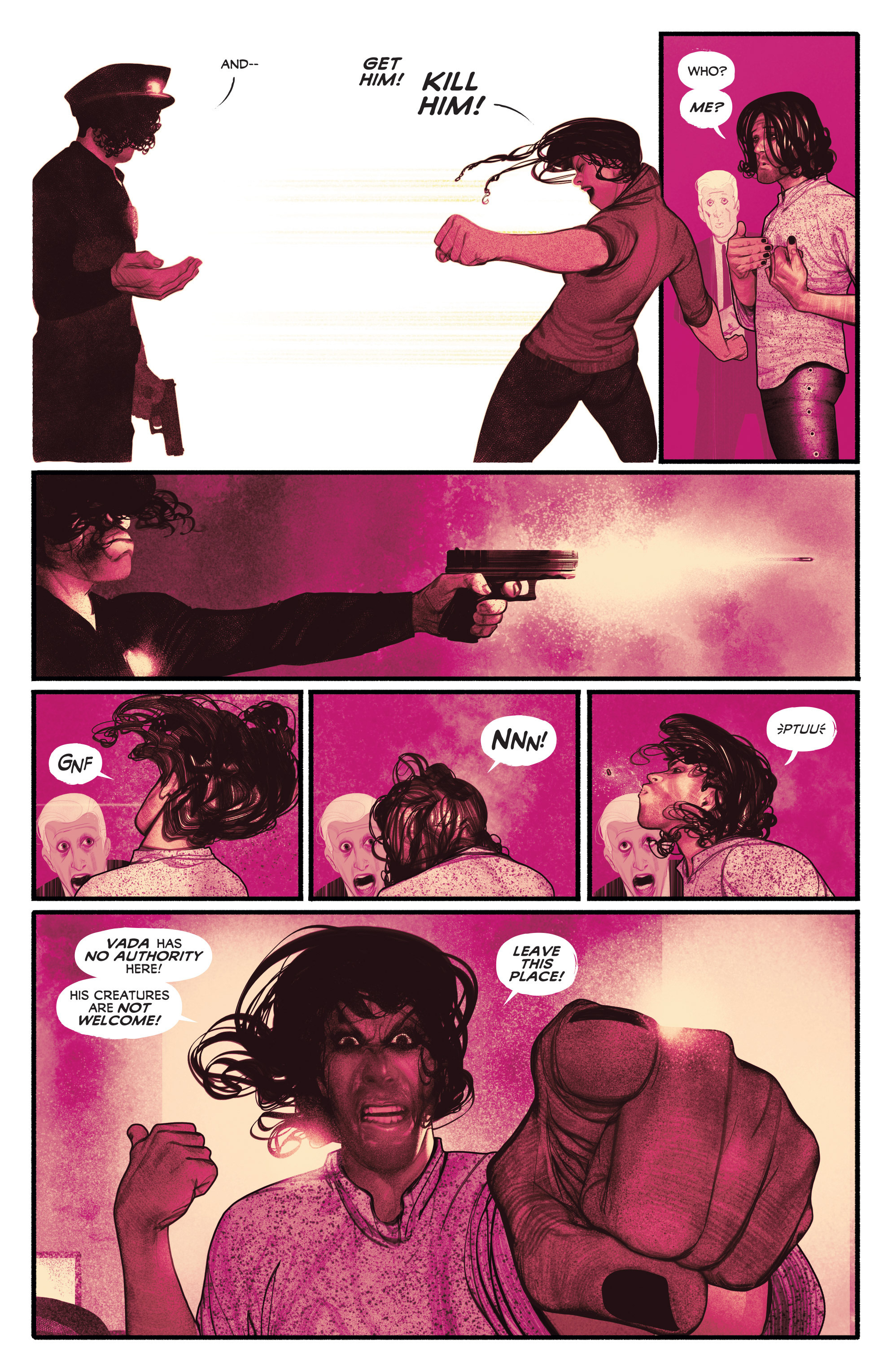 Read online Annihilator comic -  Issue #6 - 6