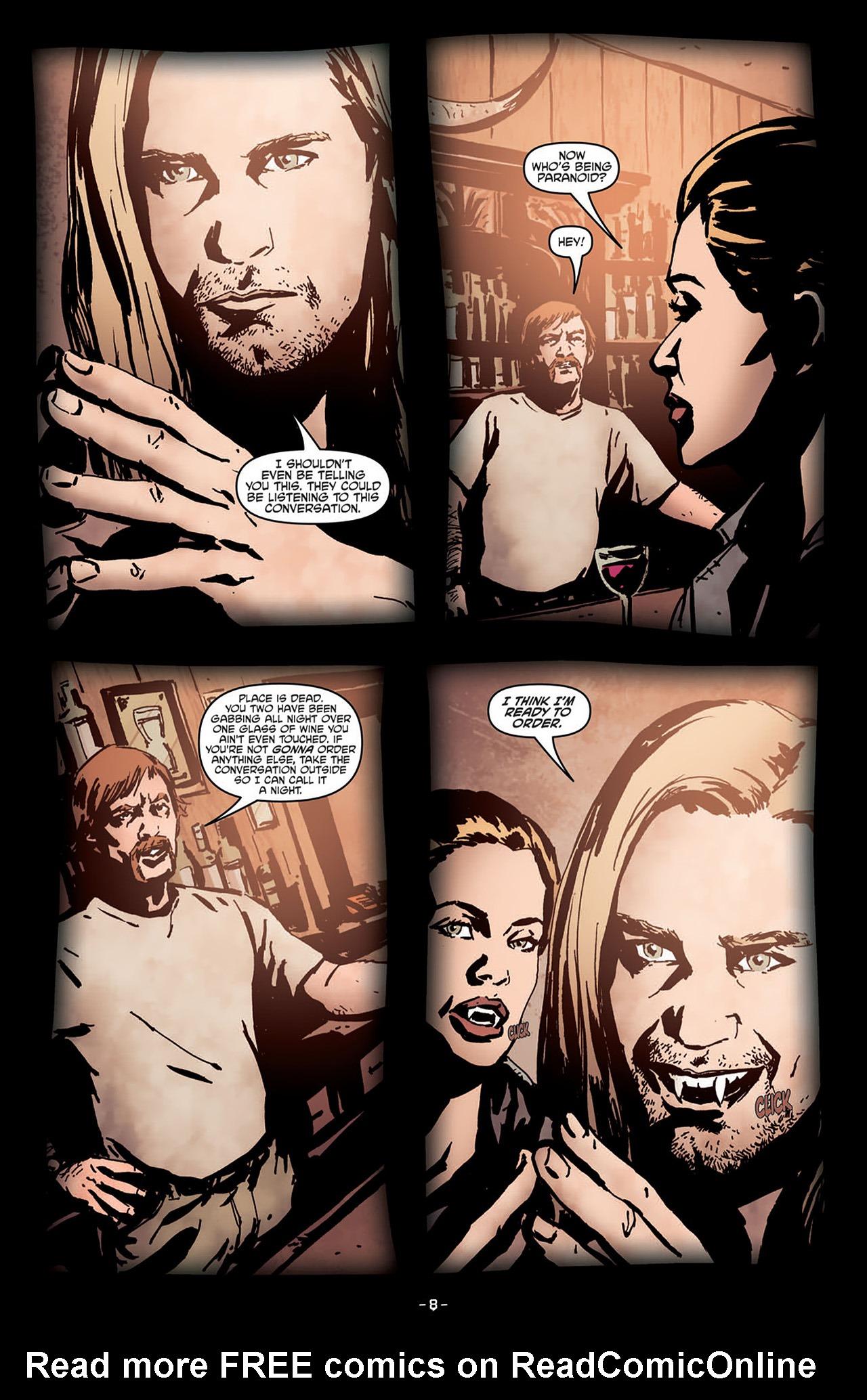 Read online True Blood (2012) comic -  Issue #2 - 10