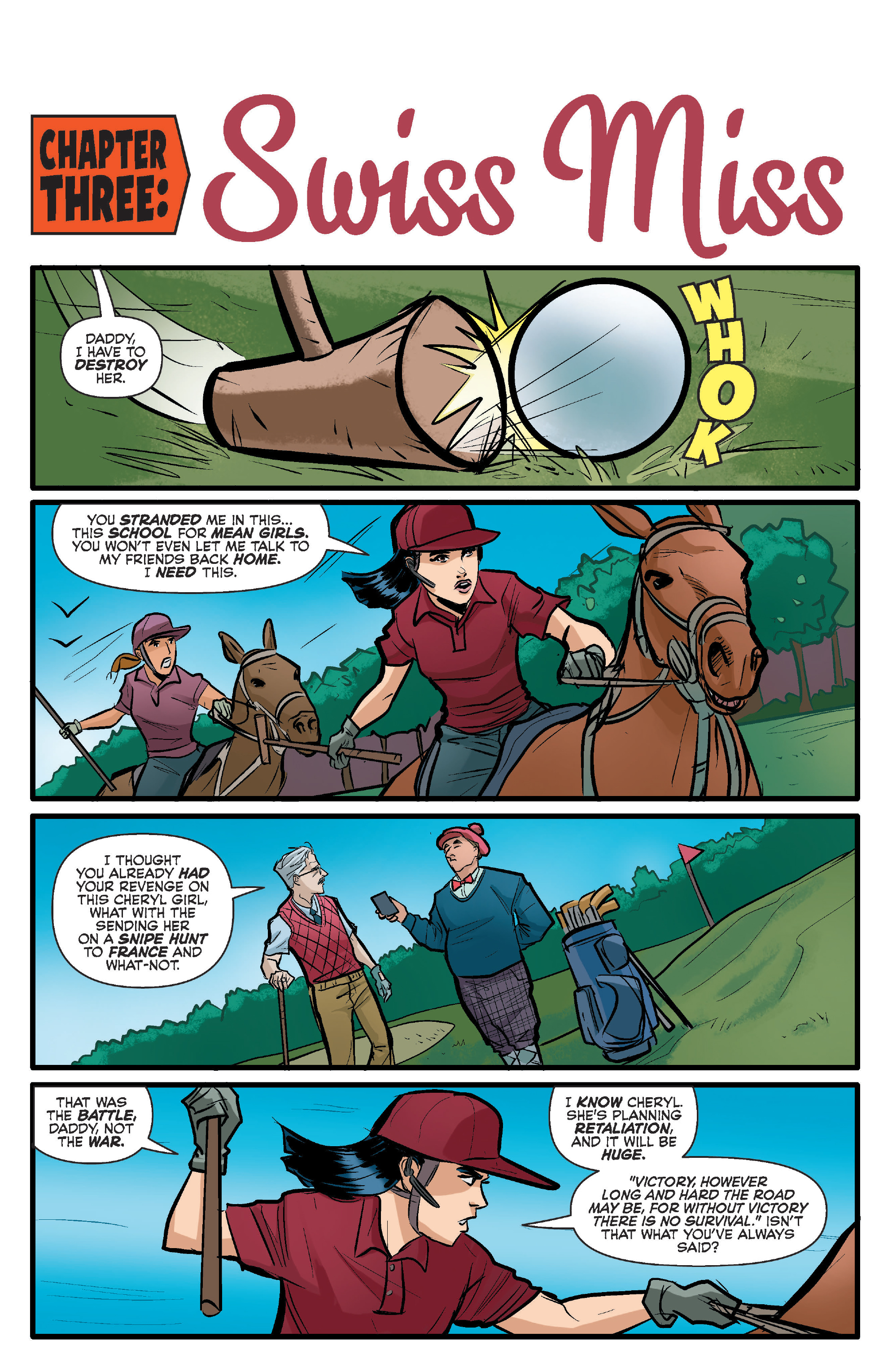 Read online Archie (2015) comic -  Issue #15 - 13