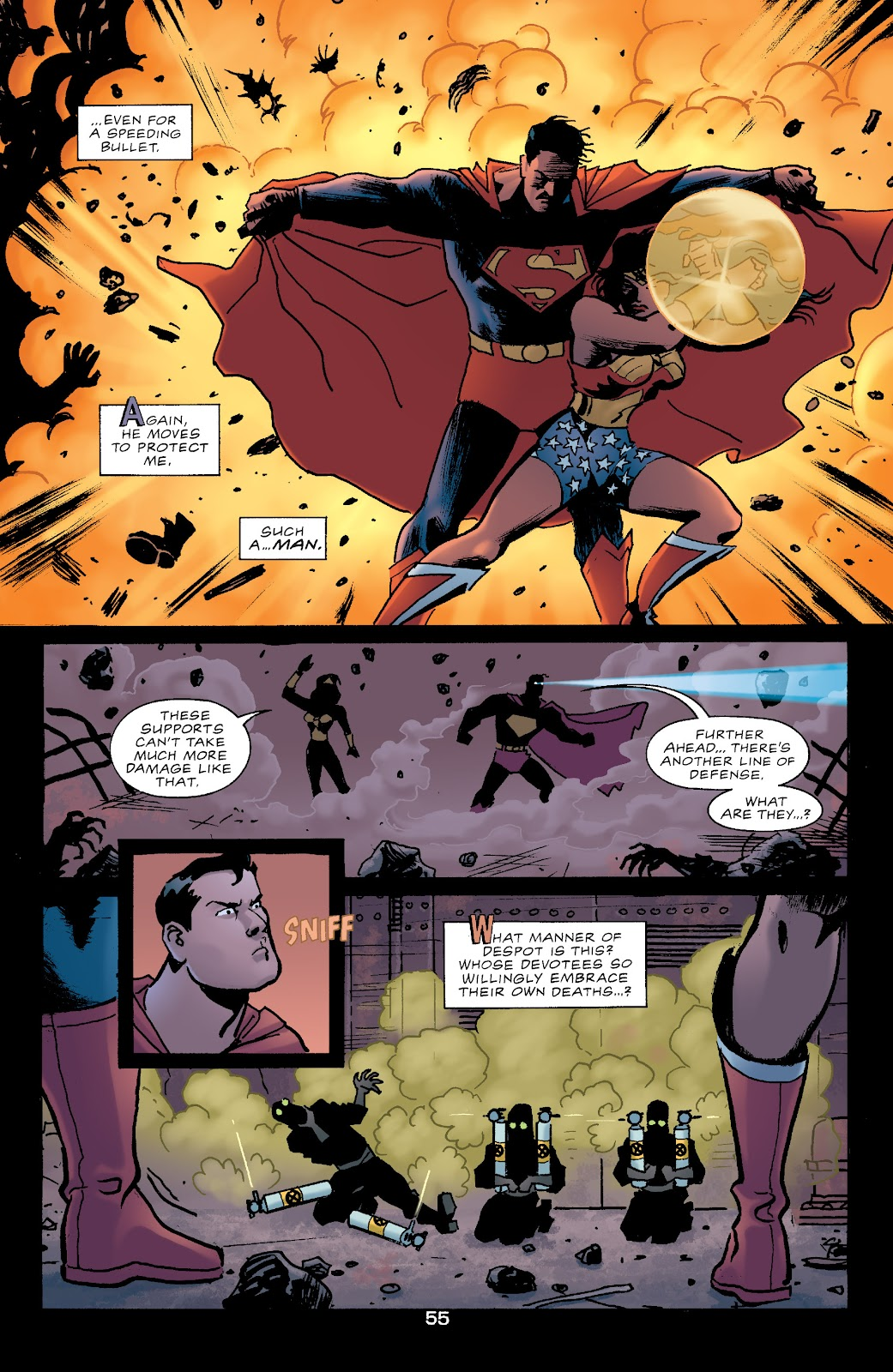 Batman/Superman/Wonder Woman: Trinity issue 1 - Page 50