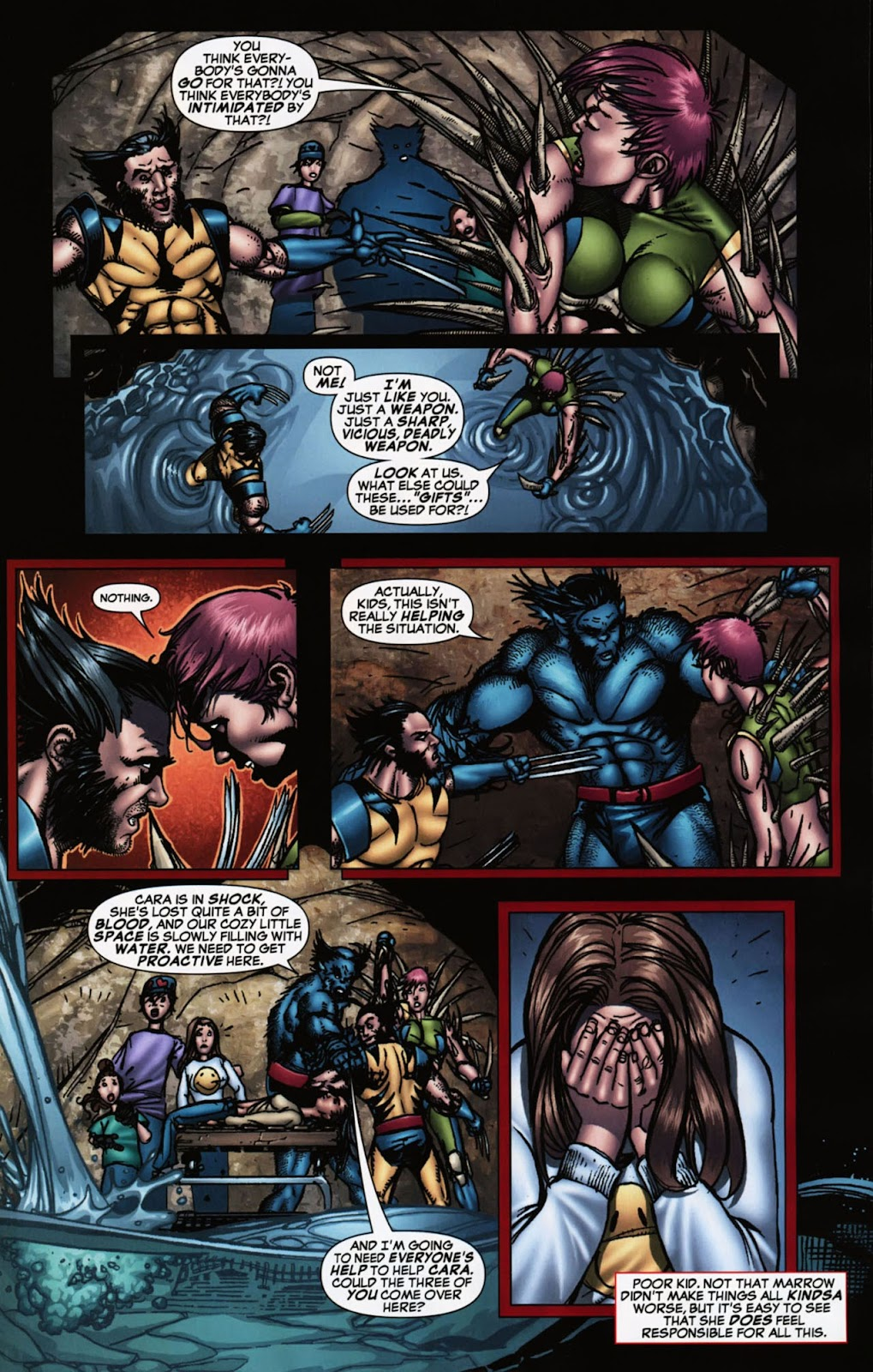 Read online Wolverine (2003) comic -  Issue #900 - 40