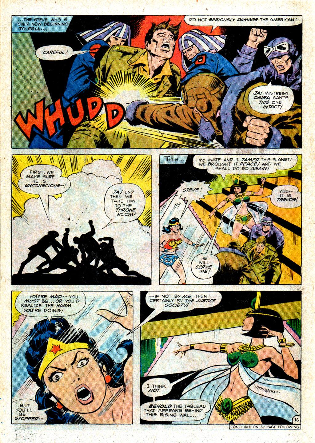 Read online Wonder Woman (1942) comic -  Issue #231 - 26