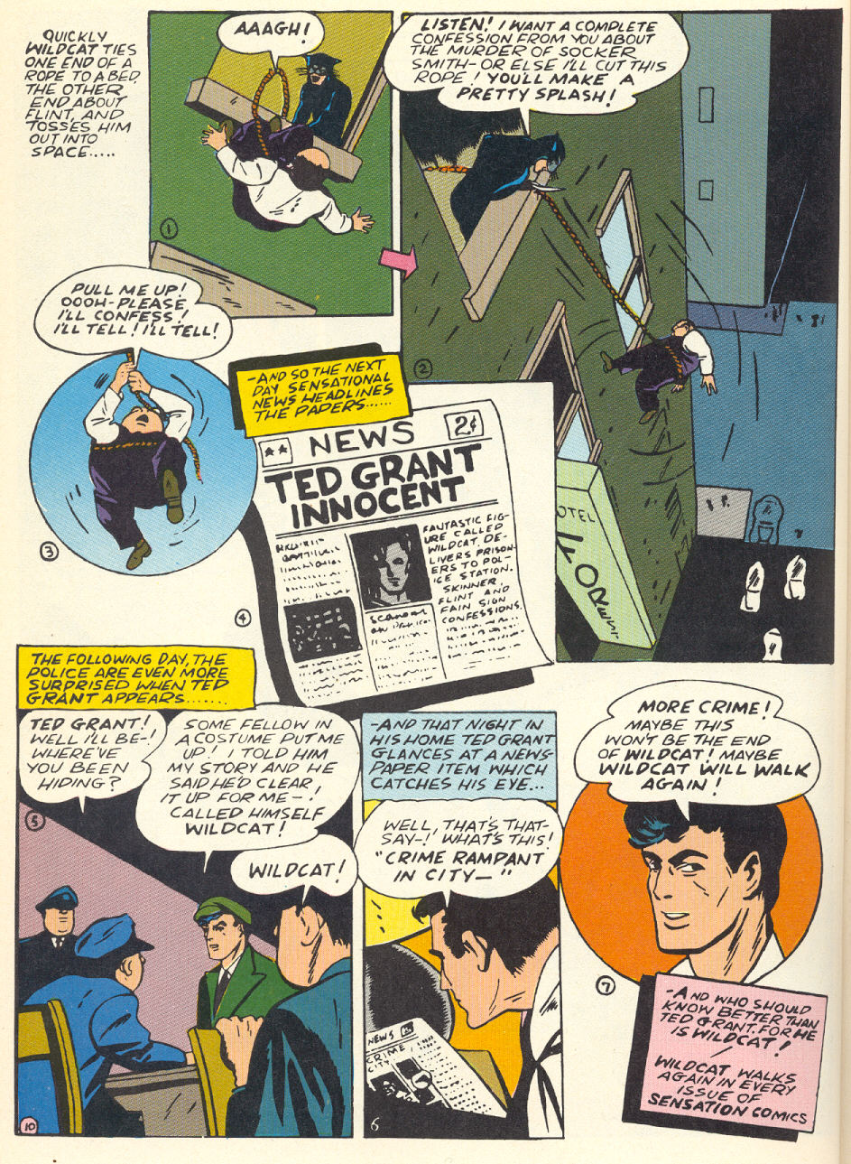 Read online Sensation (Mystery) Comics comic -  Issue #1 - 65