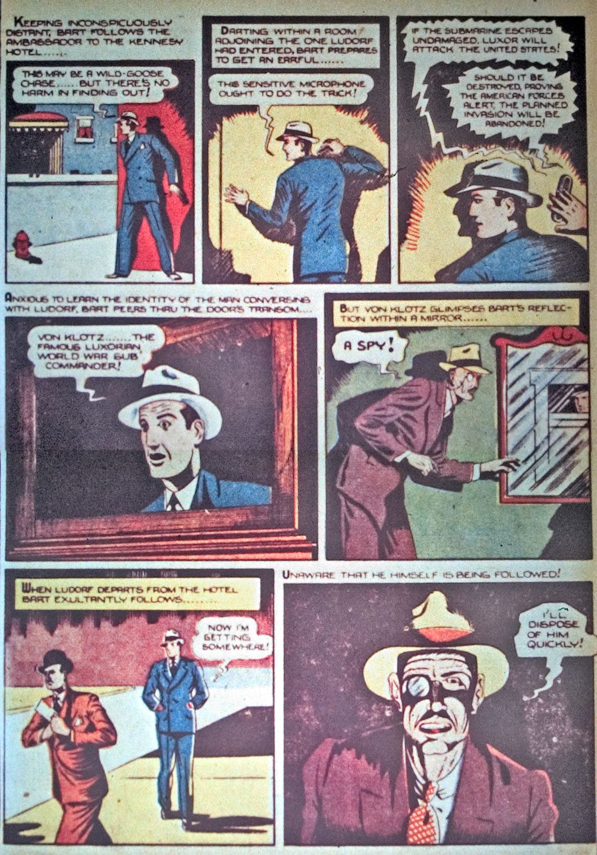 Detective Comics (1937) 35 Page 16
