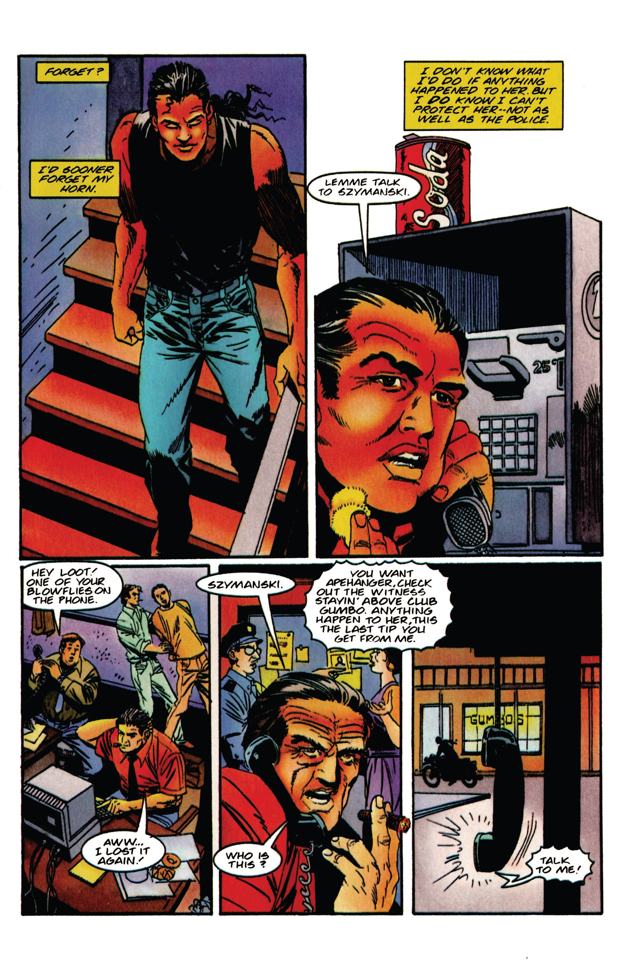 Read online Shadowman (1992) comic -  Issue #35 - 15