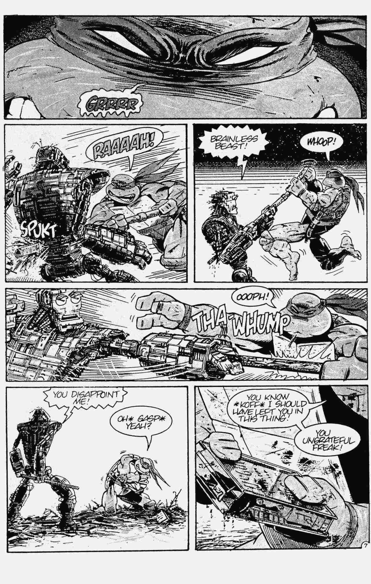 Read online Shell Shock comic -  Issue # Full - 28